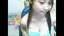 breast big her shows girl Taiwan