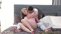 Dane Jones New girlfriend in lacy lingerie gets... thumb