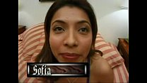 chica latina bien follada