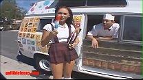 Gullibleteens.com icecream truck schoolgirl get... thumb