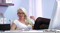 Office Slut Girl (gigi allens) With Big Tits Love Hard Bang clip-20 - download porn videos