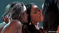 Skin Diamond's Amazingly HOT threesome