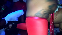 10/31/15 3 part phila,pa north in party strip halloween club qsl at xxx bunz Ms