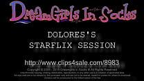 Dolores's Starflix Session - www.c4s.com/8983/1...