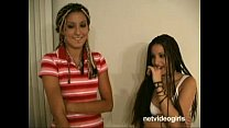 netvideogirls   avery and katrina audition