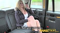 Fake Taxi Busty tv star gets a sticky facial porn videos