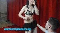 tai phim sex -xem phim sex Sexy 19yo brunette lapdances for shy stranger