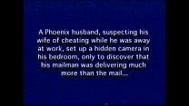wife caught   amateur video
