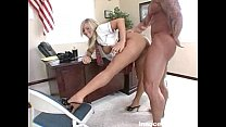 busty blonde student gets a good fucking from h...