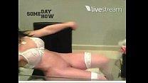 Las Mejores BellezasDiosa Canales Desnudo en twitCam 07 06 2011