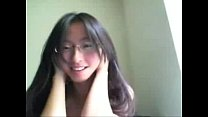 WebcamPornLive.com -  Asian Cutie Masturbating ...