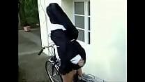 bicicleta en Monja