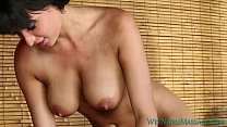 blowjob and massage nuru hot gives kate Anissa