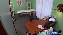 FakeHospital Hot 20s gymnast seduced by doctor ...