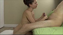 Lelu Love Sucks and Strokes A Big Hard Cock For...
