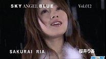 Amazing solo cam show with superbRia Sakurai thumbnail
