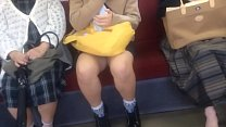 Japanese school girl