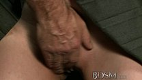 BDSM XXX Horny young subs only cum when their Masters allow porn videos