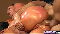 Hard Anal Deep Bang With Big Wet Curvy Butt Nau...