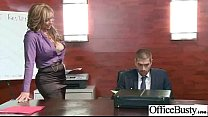 (eva notty) Office Girl With Big Tits Bang In H...