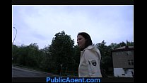 PublicAgent Luca is caught taking a piss on the...