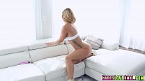 Kelsi Monroe gets anal doggystyle by Jmacs big ...