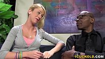 Kaylee Hilton Takes Black Cock In Front Of Cuckold Stepdad porn videos