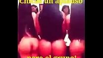 girls applause - nalgas las con aplaudiendo Chicas