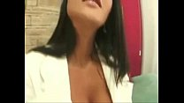 Awesome milf with big boobs gets huge cock thumbnail