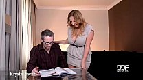 Horny Houswife fucks the daylights out of husband thumbnail