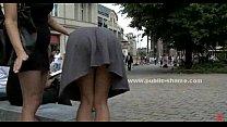 video sex public in humiliated Slut