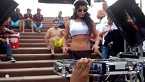 DJ Puta Agarrando Vergas, Recibiendo Arrimones y Desnudandose porn videos