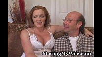 wifey receives a good fuckin