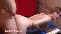 Fingering, oral and hard fuck with redhead amat...