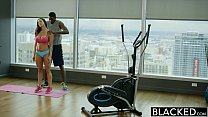 BLACKED Fitness Babe Kendra Lust Loves Huge Bla... thumb
