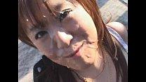 Busty Nana Aoyama from Dream Woman 66 - cumshot swallows porn videos