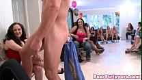 OMG my cheating wife sucks stripper cock
