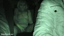 taxi of seat back a on naked caught being has smith Jeny