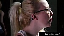 Samantha Rone Loves Watching Ella Darling Cum O...