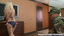 brazzers happy fourth of july with stevie shae