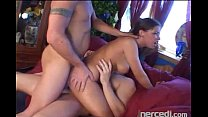 Hailey Page and Gia Paloma Get Rocked by 3 Guys