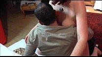 Czech MILF does wild lapdance for horny stranger