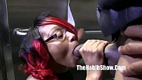 thickred taking that dick beat down freak nutme...