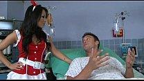 Asa Akira Nurse Does Her Job)