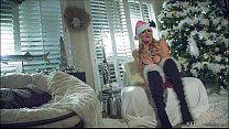 Kelly Madison Wishes You A Merry Wankmus