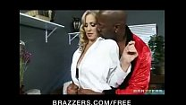Busty blonde doctor Julia Ann is seduced by her patient - KeezMovies.com