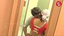 romance uncle and change dress housewife Indian