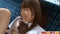 Gorgeous Teen Rina Rukawa public sex