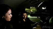 Girlsway -Shyla Jennings, Abigail Mac, Vanessa Veracruz