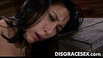 Mia Li Loves to Squeal for her Master thumb